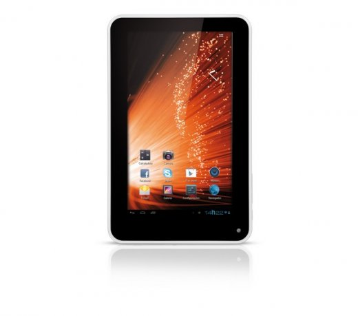 Tablet Media Player Multilaser M7 NB044 / Android 4.1 / Wi-Fi / LCD 7 / 4GB / Branco