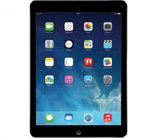 Ipad Air Apple MD793BZ / Cinza Espacial / 64GB / Wi-Fi / 9.7 / 4G