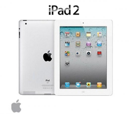 iPad 2 Apple / 16GB / Wi-Fi / 3G / LED 9.7 / Branco
