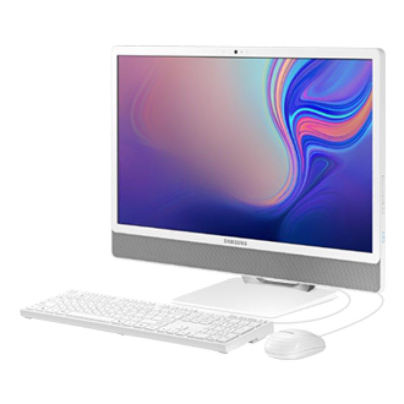 All in One Samsung E1 Intel Celeron 4205U 4GB 500GB LED 23,8 Full HD Windows 10 DP530ABE-KA1B
