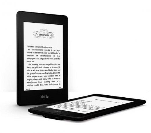 E- Reader Kindle / Amazon / Paperwhite / Wi-Fi / 6 / Preto