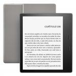 E-reader Amazon Kindle Oasis Tela de 7