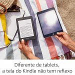 Novo Kindle Paperwhite Amazon 8GB WiFi Preto