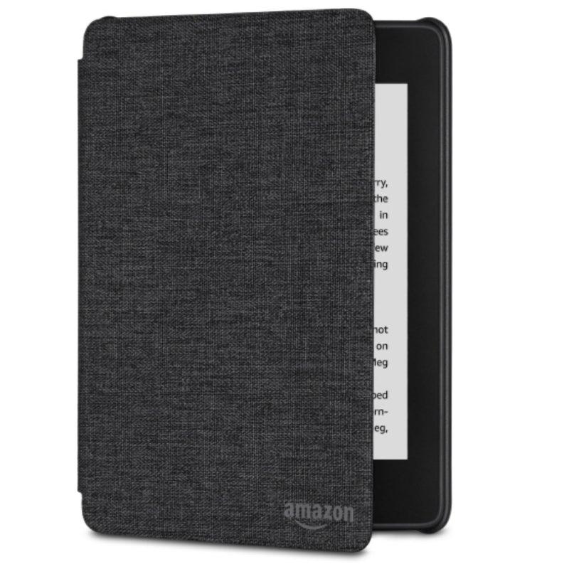 Capa Protetora Amazon para E-Reader Kindle Novo Paperwhite à Prova D Água Preta