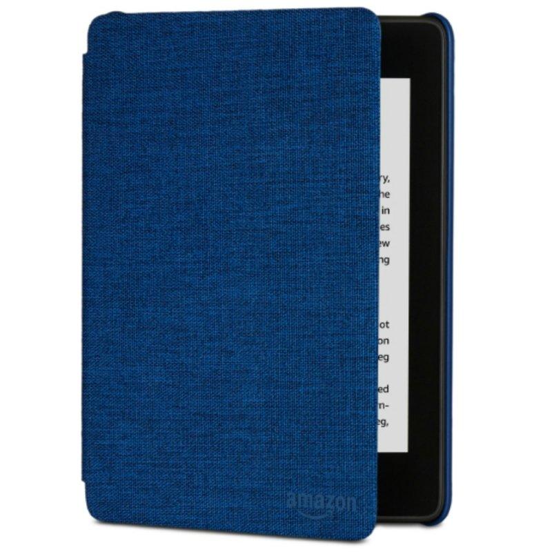 Capa Protetora Amazon para E-Reader Kindle Novo Paperwhite à Prova D Água Azul