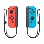 Controle para Nintendo Switch Joy Con Vermelho e Azul