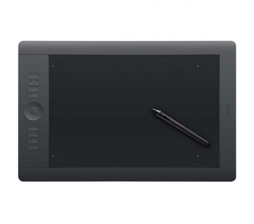 Mesa Digitalizadora Wacom PTH850 / Intuos5 Touch / Tecnologia da Caneta 2048 Níveis de Pressão