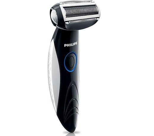 Aparador de Pelos Philips Bodygroom TT2020 / Recarregável / Portátil / 2W / Bivolt / Preto
