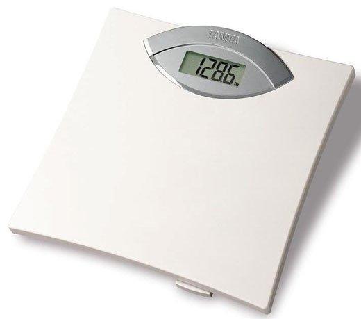 Balança Digital Tanita HD-313 / Capacidade 150Kg / Visor Digital / Branca