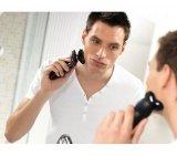 Barbeador Philips / RQ1180 / Senso Touch / Bivolt / Sem Fio / Recarregável / Vermelho