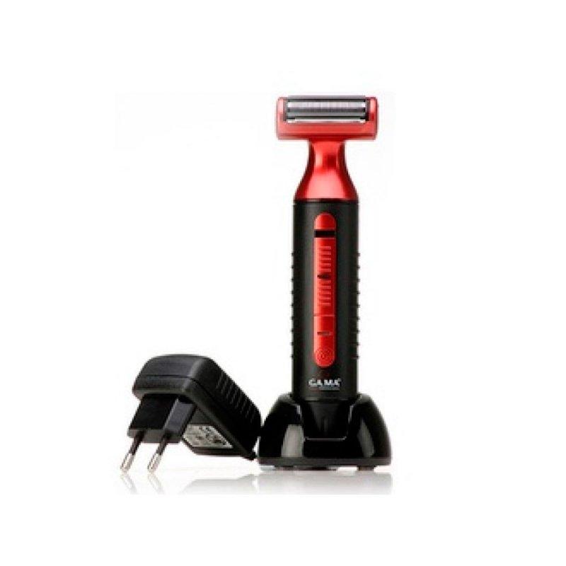 Adesivo De Alto Desempenho Vedacit ~ Barbeador e Aparador de Pelos Gama Italy AMC1421 Bivolt Preto e Vermelho