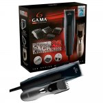 Kit Power Pack Gama Italy 127V Máquina GM586 e Trimmer GT420 28 Peças