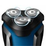 Barbeador Philips AquaTouch S1030/04 Bivolt Preto e Azul com Lâminas Autoafiadoras