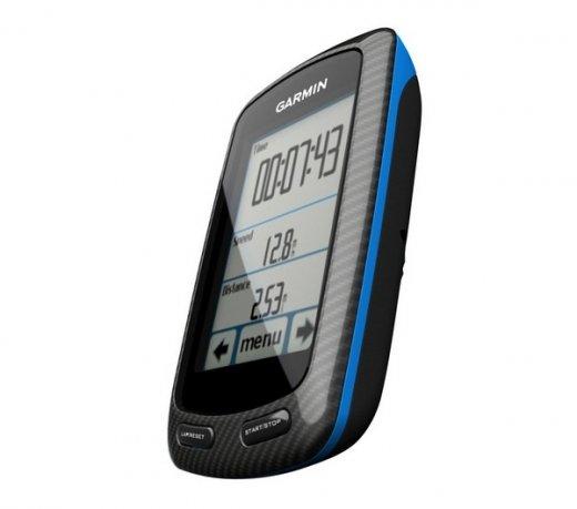 Ciclocomputador Edge 800 Garmin / Touch Screen / Altímetro Barométrico / GPS / Preto