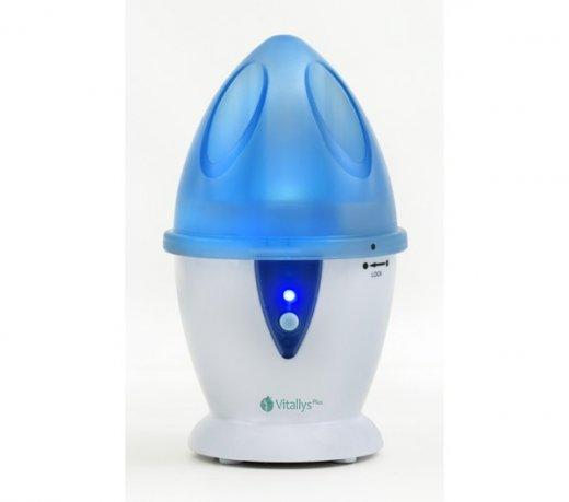 Higienizador UV Para Escova Dental VitallysPlus VTS-BE1 / Indicador LED / Pilhas