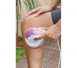 Massageador Relax Medic Portátil Spinner/ Rosa/ 110V