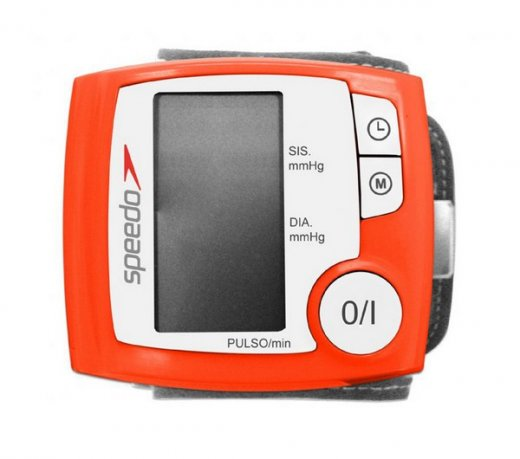 Monitor de Pressão Speedo MIB-P3BD1-3 / Digital / Laranja