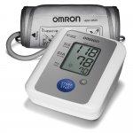 Monitor de Pressão Arterial de Braço Omron HEM-7113 Branco e Azul
