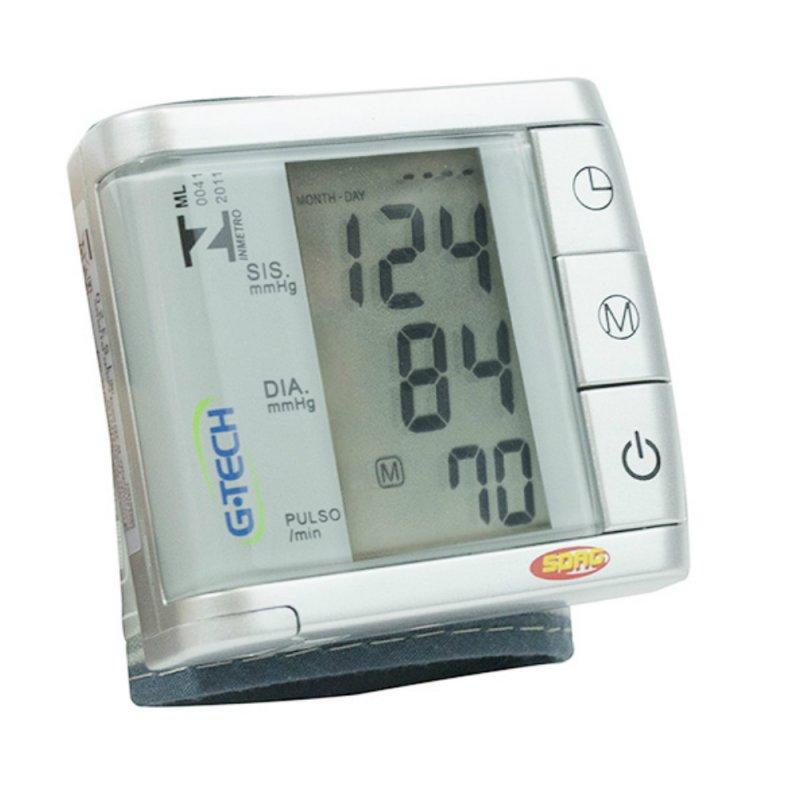 Aparelho de Pressão Digital Automático de Pulso BP3BK1 G-Tech
