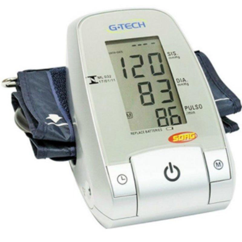 Aparelho de Pressão Digital Automático de Braço MA100 G-Tech
