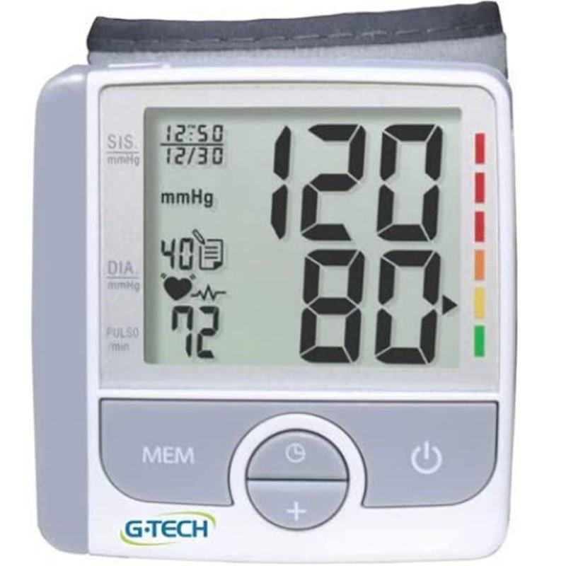 Aparelho de Pressão Digital Automático de Pulso G-Tech GP300