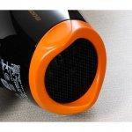 Secador Titanium Taiff 450 Colors Preto e Laranja 2100W 2 Velocidades 220V