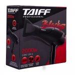 Secador de Cabelo Taiff Black Ion 2000W Com 4 Temperaturas Preto 220V