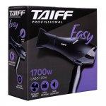 Secador de Cabelo Taiff Easy 1700W Com 2 Temperaturas 127V