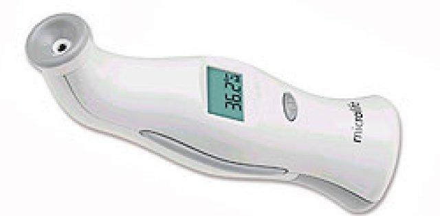 Termômetro de Testa Microlife Forehead MIT-FRDM1 / Digital / Resistente a Água