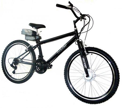 Bicicleta Elétrica Evolubike Fortis   / Motor de 250W / Preta / Bivolt