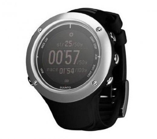 Relógio Suunto Ambit 2S HR / Monitor Cardíaco / Preto e Grafite