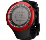 Relógio Suunto Ambit 2S HR / Monitor Cardíaco / Preto e Vermelho