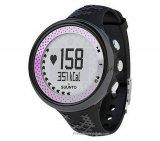 Relógio Suunto M5 / Movestick Mini / Monitor Cardíaco / Preto e Rosa
