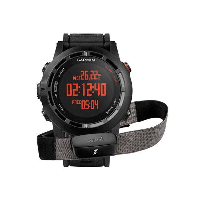d43d91d00 Relógio Monitor Cardíaco Fenix 2 Bundle Altímetro Barométrico Bússola de 3  eixos Garmin Preto