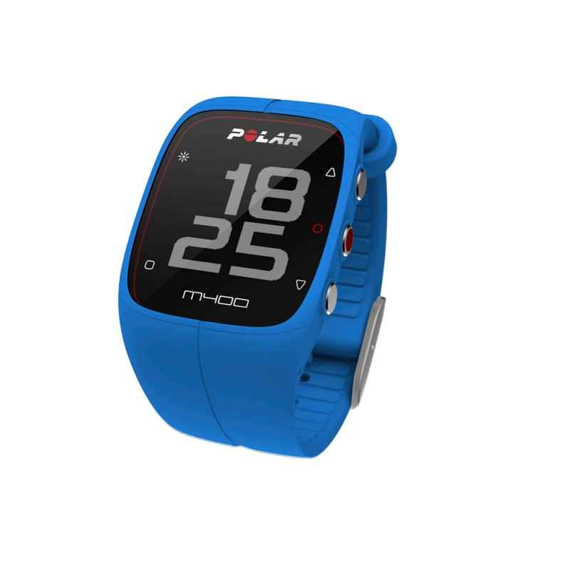 cc95d9ccda2 Relógio Polar M400 com Monitor Cardíaco e de Atividades GPS Azul