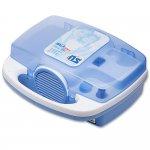 Inalador / Nebulizador NS Inalamax Plus IP-60PLUS Bivolt Azul e Branco
