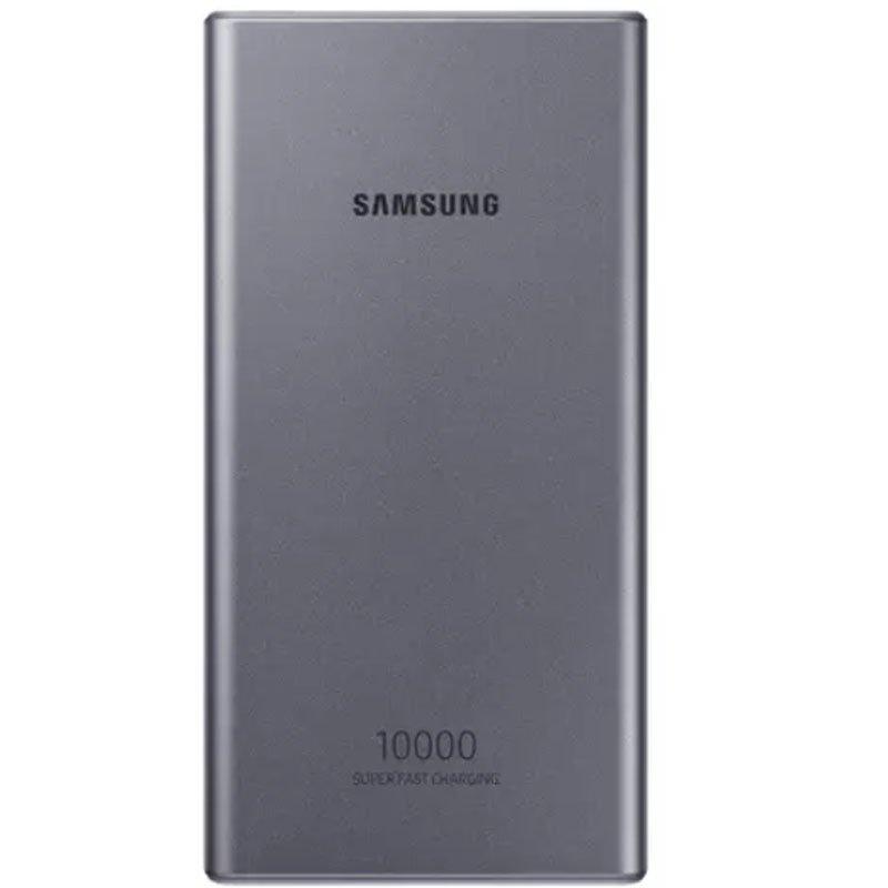 Bateria Externa Carga Super Rápida 25 W 10000 mAh USB Tipo C