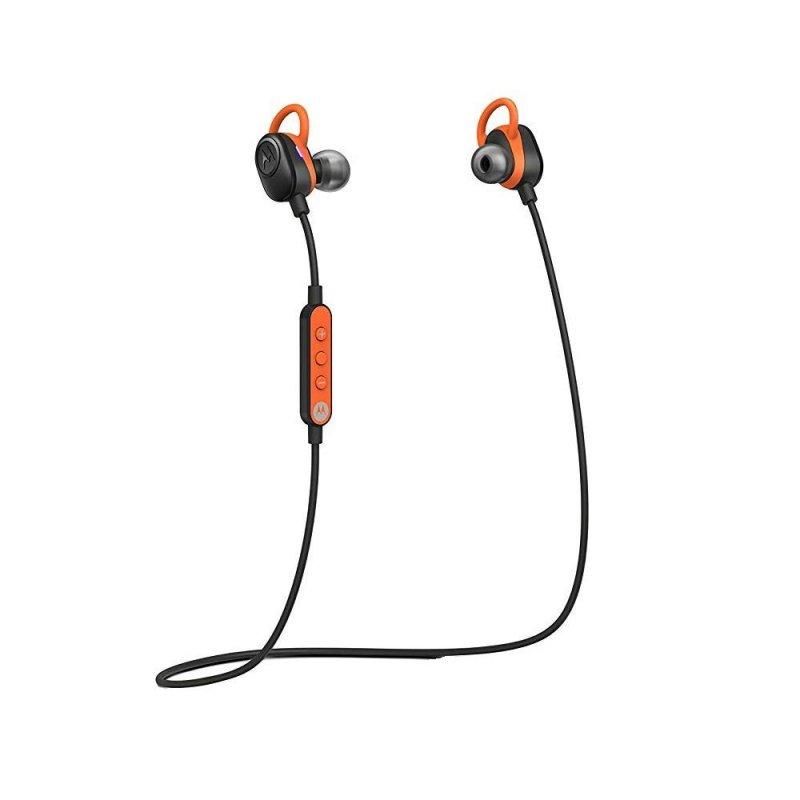 Fone de ouvido Bluetooth Motorola Verve Loop Laranja