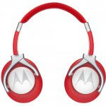 Fone de Ouvido Com Microfone Motorola Pulse Max Vermelho
