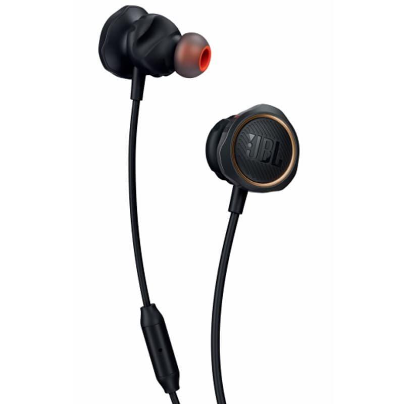 Fone de Ouvido JBL Quantum 50 Com Fios Intra Auriculares Para Jogos