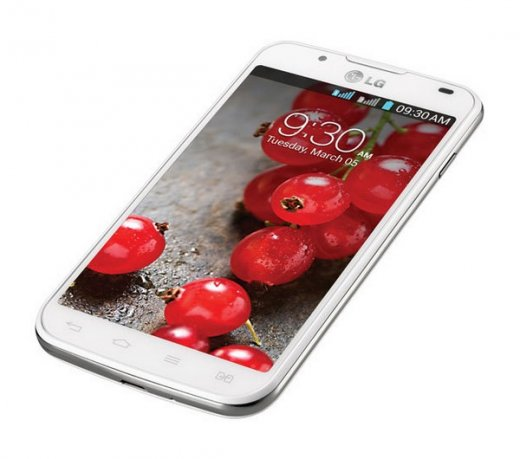 946d8aab65a Smartphone LG L7 II P716 / Branco / Dual Chip / Android 4.1 / Tela 4.3