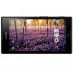 Smartphone Sony Xperia C Desbloqueado / Tela 5 / 3G / Dual Chip/ 4 GB / 8MP / Android 4.2.2 / Preto