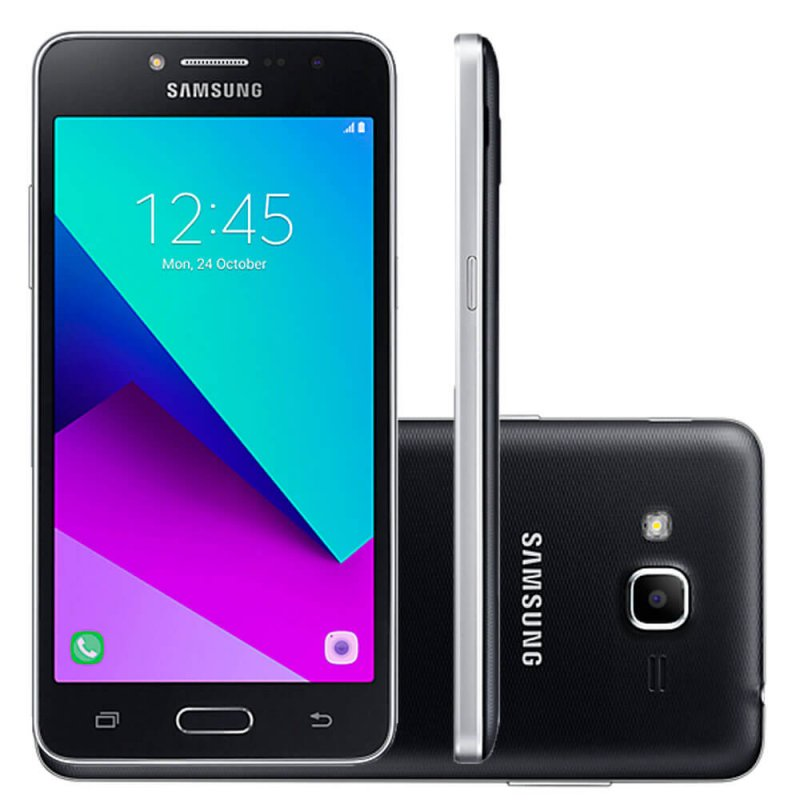 Smartphone Samsung Galaxy J2 Prime TV Preto 5 8GB Dual Chip Quad Core 4G Câmera 8MP