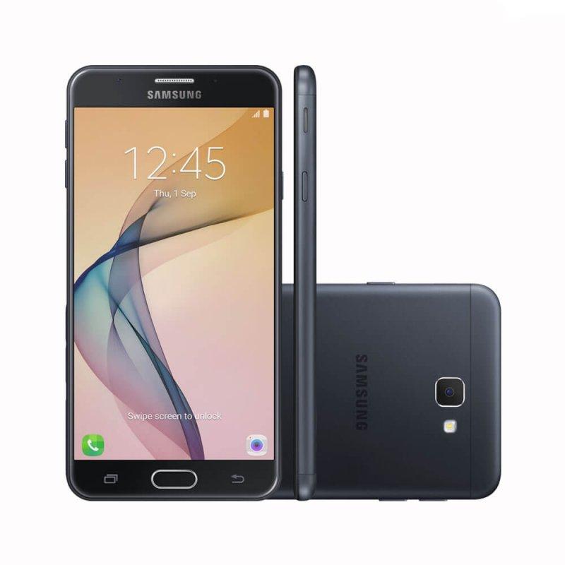 Smartphone Samsung Galaxy J7 Prime Preto 32GB Dual Chip Octa Core Tela 5.5 Camera 13MP