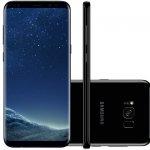 Smartphone Samsung Galaxy S8 Plus Preto 6,2 Camera de 12MP 64GB Octa Core e 4GB de RAM