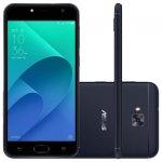 Smartphone Asus Zenfone Selfie Novo Preto 16GB Tela de 5,5 Dual Chip Câmera 13MP
