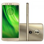 Smartphone Motorola Moto G6 Play Ouro DualChip 32GB Tela 5.7