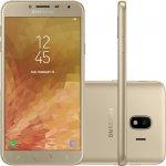 Smartphone Samsung Galaxy J4 Dourado 32GB Tela de 5.5