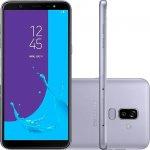 Smartphone Samsung Galaxy J8 Prata 64GB Dual Chip Tela Infinita 6