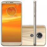 Smartphone Motorola Moto E5 Play Dourado DualChip 16GB Tela 5.3